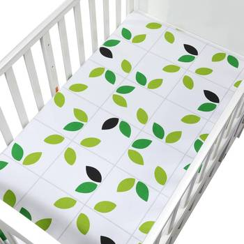 EGMAOBABY (Fitted sheet 1pcs) Baby bed mattress 1