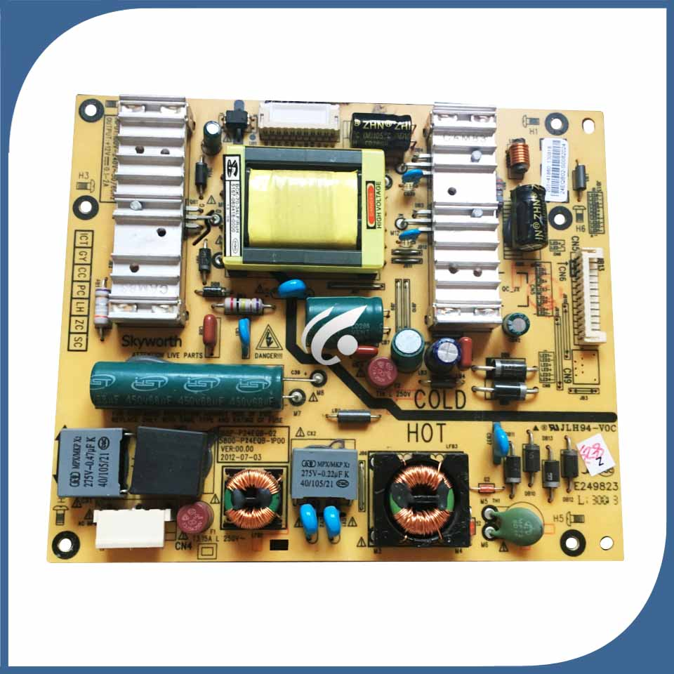90% new for Power Supply Board 5800-P24EQB-1P00 168P-P24EQB-02/03 Working good цены
