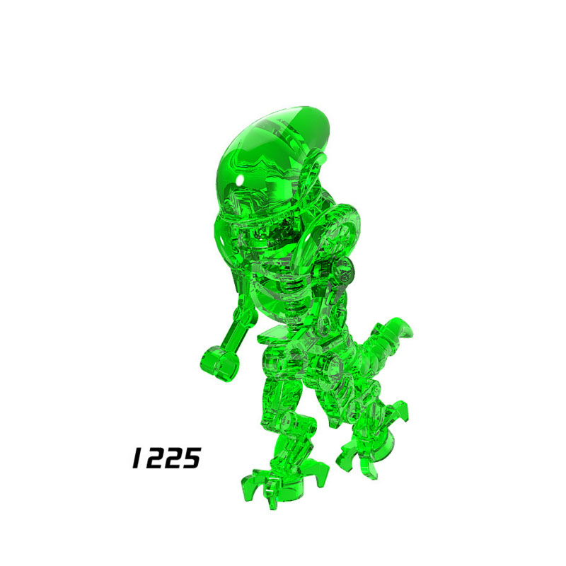 Good quality and cheap lego alien figure in Store Xprice