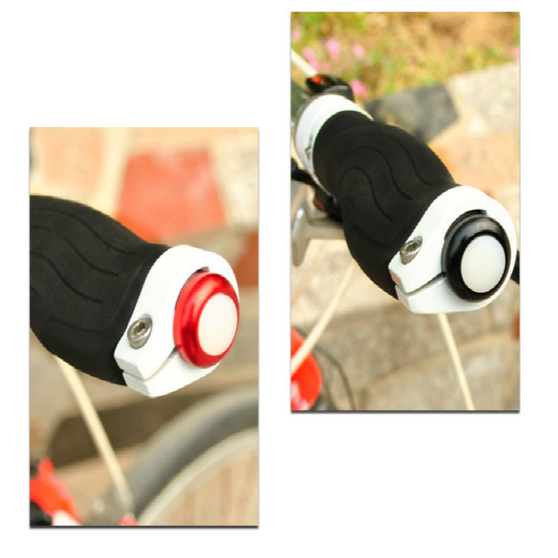 2pcs Bicycle Light New Bike Turn Signal Lights Cycling Warning Lights Handlebar Indicator Lights for Bike Accessorie