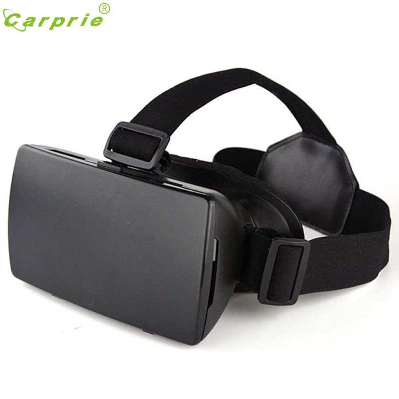 Calidad superior de google caja de cartón vr realidad virtual gafas 3d para sams