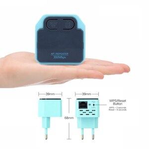 Image 5 - WIFI Repeater Tốc Độ 300Mbps 802.11n Điểm Truy Cập Tăng Cường Tín Hiệu Wifi Extender 2.4G Wi Fi Bộ Khuếch Đại WIFI Chung Cư Reapeter HRB