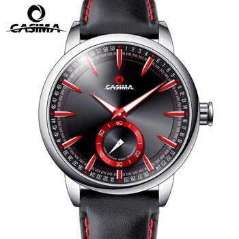 цена на Relogio Masculino CASIMA Charm Luminous Quartz Watch Men Top Brand Luxury Business Wrist Watch Men's Dress Clock Montre Homme