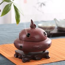 Package mail For short Creative home smoked incense burner Tea house burning temple Incense coil ta