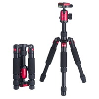 Moman DT 02 20 Portable Mini Compact Tabletop Tripod for Macro Photography with 360 Degree Ball Head and Carrying Bag for DSLRs