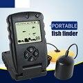 Lucky FF717 100ft рыболокатор Портативный Sonar рыболокаторы глубина эхолот для рыбалки PK FF1108 FF718 # A5