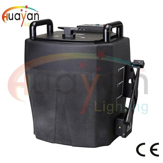 Livraison gratuite 3500 w Machine à brouillard de glace sèche effet de scène machine à glace sèche machine à fumée basse au sol pour événement de fête DJ avec tuyau 3 m