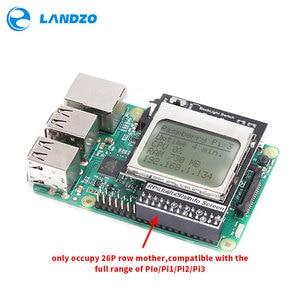 ЖК-экран 1,6 дюйма, 84x48, с переключателем подсветки, совместимый с Pi2/1 / Orange Pi