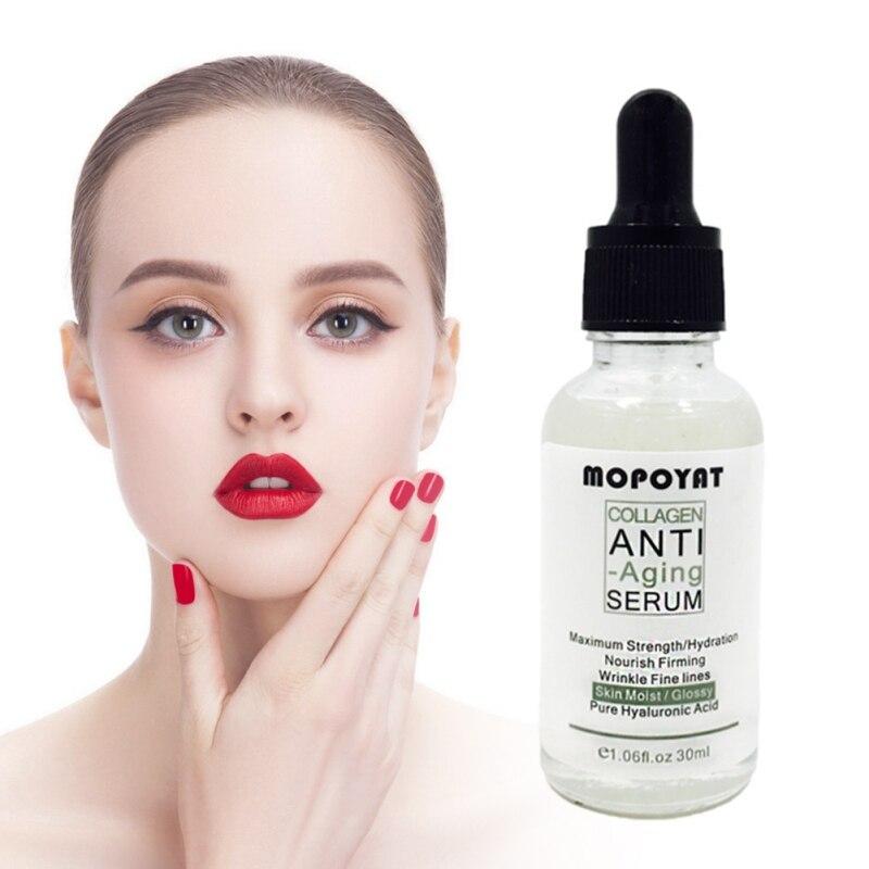 Beauty Collagen Anti-Aging Reduces Wrinkles Collagen Supplement Skin Care Essence Collagen Rejuvenation Serum  A