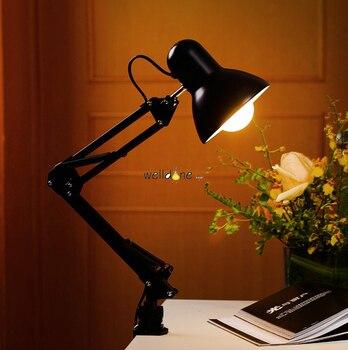 Proteção Para Os Olhos Portátil Estudo LED Dobrável Recarregável Leitura Desk Table Lamp Led Luzes De Leitura De Luz