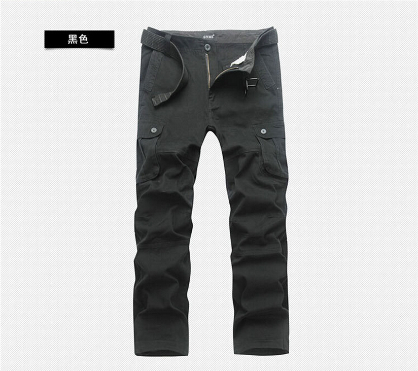 30 40  Free Shipping New Style New Mens Casual Pants Military Army Cargo Camo Combat
