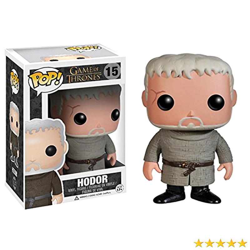 Limited Edition Funko pop Official TV: Game of Thrones - Hodor Vinyl Action Figure Collectible Model Toy with Original BoxLimited Edition Funko pop Official TV: Game of Thrones - Hodor Vinyl Action Figure Collectible Model Toy with Original Box