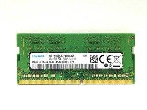 Image 2 - Samsung laptop ddr4 ram gb 4gb 16gb pc4, 2133mhz ou 2400mhz 2666mhz 2400t ou 2133p 2666v dimm memória para notebook, 4g 8g 16g ddr4