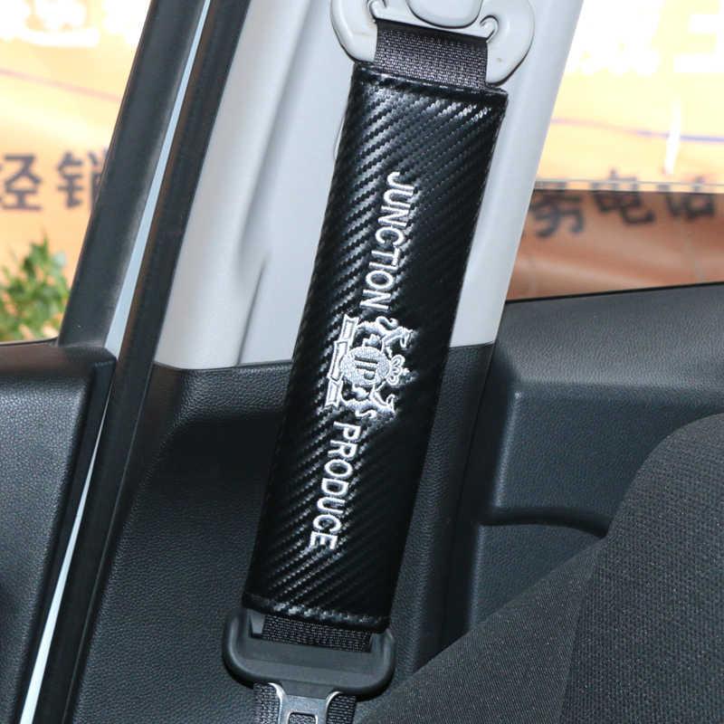 2 шт./компл. чехол для JP соединительная планка производство Benz VW R Skoda OCTAVIA III Lexus BMW Audi Toyota Chevrolet Подседельный штырь из углеродного волокна ремень чехол-накладка