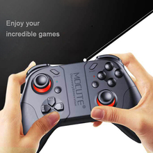 MOCUTE 053 Wireless Bluetooth Game Controller PC Phone Gamepad Joypad Joystick for Android Tablet PC VR TV BOX