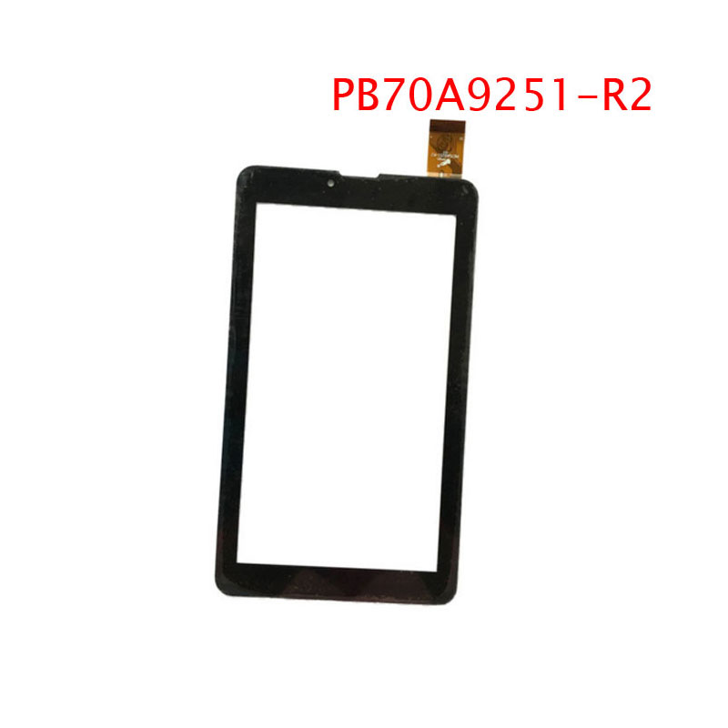 7 inch for Irbis HIT TZ49 TZ48 TZ43 TZ44 TZ50 TZ52 TZ53 TZ54 TZ55 TZ56 TZ60 3G PB70A9251-R2 Touch panel Tablet screen Digitizer image