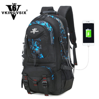 External Charge USB Backpack Black Blue Green Waterproof School Bag For Teenagers Men S Back Pack