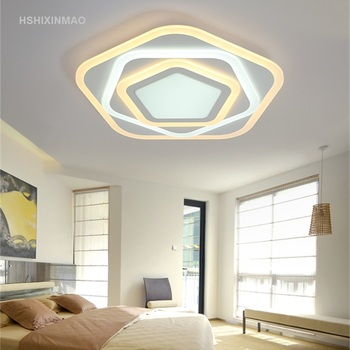 Led schlafzimmer licht ultra thin acryl moderne ...