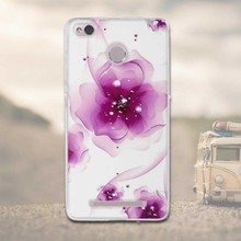 Soft Silicon Back Cover Case for Xiaomi Redmi 3 Pro / Redmi 3s Bags
