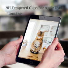 9H Tempered Glass For ipad 2 Screen Protector inch 9.7 Glass for iPad 4 3 Scratch proof Anti blue light Screen protector Film цена и фото