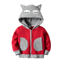 Winter Jackets Boys Outwear Warm Hooded Winter Boy Coat Lovely Jacket For Children Clothing Kids Children Cute Boy Coat недорого