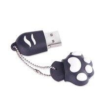 Black Cat Shape 16GB USB 2.0 Flash Drive
