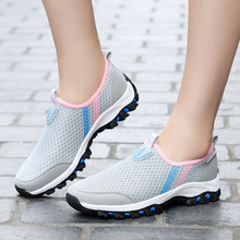 Fashion Women Shoes Summer Sneakers Men Breathable Casual Sh