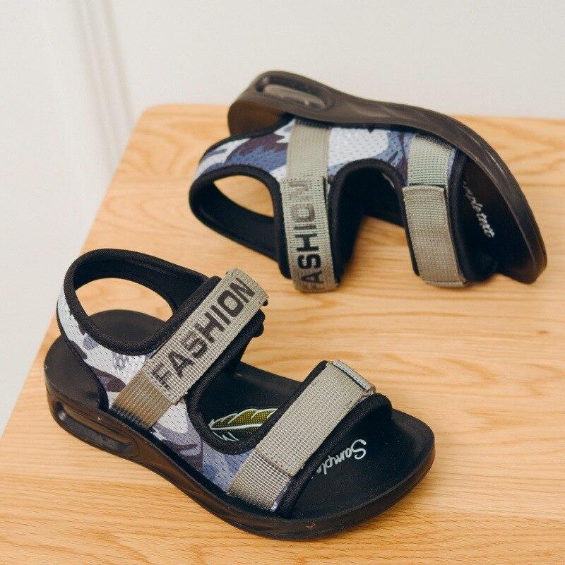 Kadingtong Letnie buty dziecięce dla chłopców Buty plażowe - Obuwie dziecięce - Zdjęcie 4