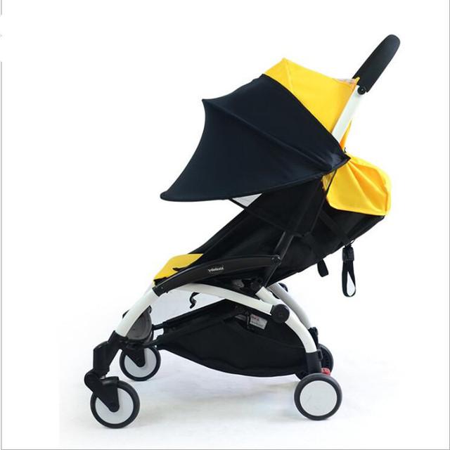 Baby Stroller Sun Visor Sun Shade Canopy Cover