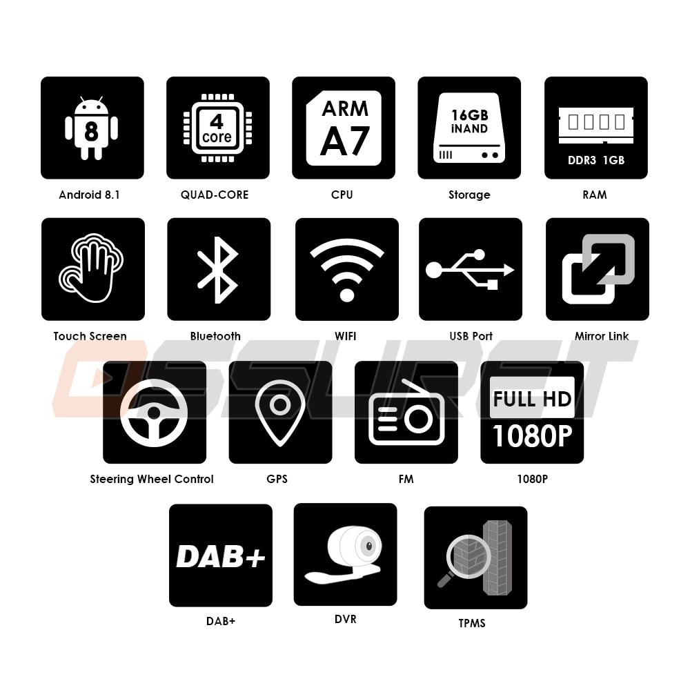 Vente chaude! Lecteur dvd de Navigation GPS de voiture HD 9 pouces pour VW Volkswagen SKODA GOLF 5 Golf 6 POLO PASSAT B5 B6 JETTA TIGUAN - 2