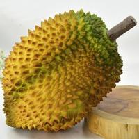 050 Simulation durian Fake durian meat PU fake durian fruit king model Home Photo Props fruit shop decoration 28*18cm