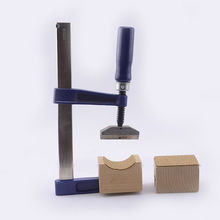 GuitarFamily Fingerboard Fret Pressing System Fret Press Tool For Guitar and Bass without fret press insert