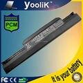 5200 mAH de la batería para Asus A43 A53 nave rápida A53z principal principal K43 K43E calidad K43J K43S K43SV K53 motherboard K53E K53F K53J K53S wholesale K53SV K53T K53U A32-K53
