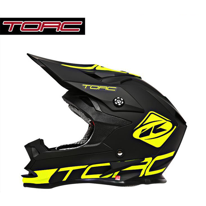 TORC motorcycle locomotive half-covered cross-country helmet mountain bike racing speed drop full helmet men and women T32 ботинки ralf ringer ralf ringer ra084amwvz46