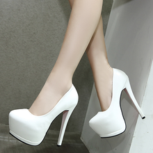 2017 Spring Fashion  Women Pumps Platform Women's Pumps Colorful  Female Single Shoes Sexy  Thin Heels Shoes