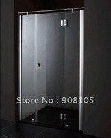 Hot sale/bathroom shower room/simple shower door/6mm toughened glass shower enclosure