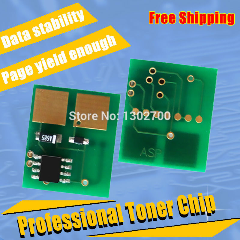 Hohe kapazität 310-8708 tonerkassette chip für dell 1720 1720n dell-1720 dell-1720n laserjet...