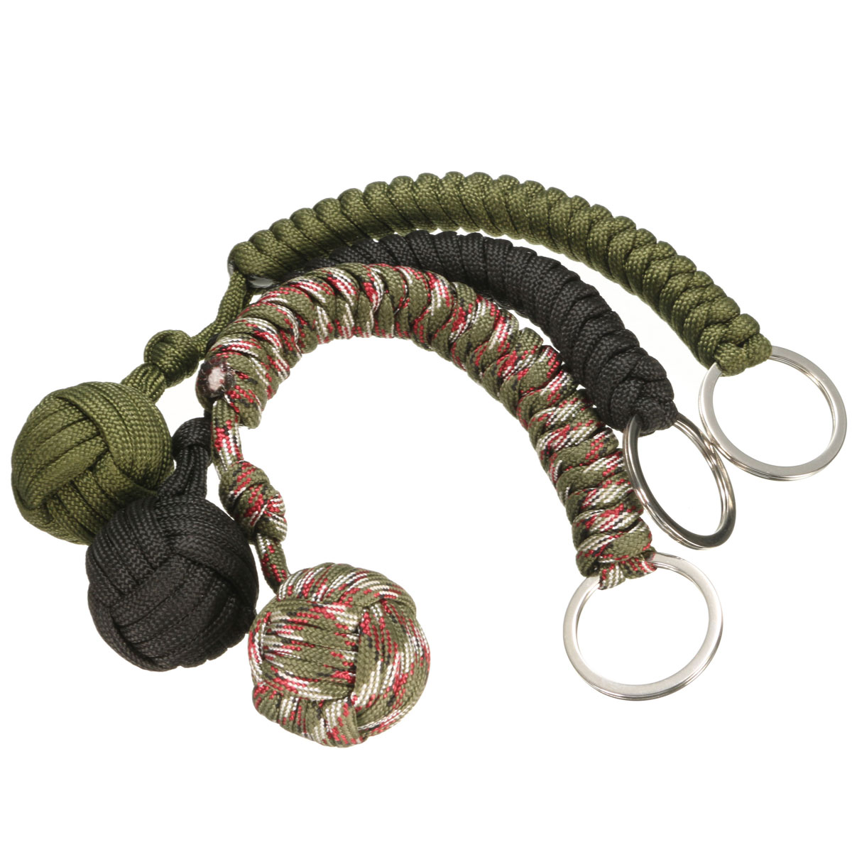 Image result for Monkey Fist Survival Key Chain tool