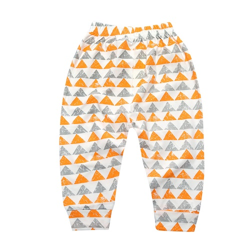 Baby Boys Trousers For Girls Hot Arrival Geometric Pattern PP Pants Newborn Toddler Harem Pants Fashionable Variety Of Pants 12