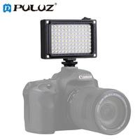 PULUZ for Pocket 96 LEDs Professional Photography Video Photo Studio Light White Magnet Filters Light for Canon/Nikon/DSLR cam
