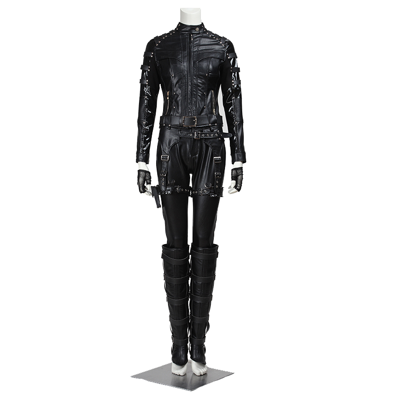 Green Arrow Black Canary Laurel Cosplay Costume Dinah Lance Outfit Superhero Halloween Women Clothes Party Custom Made Adult