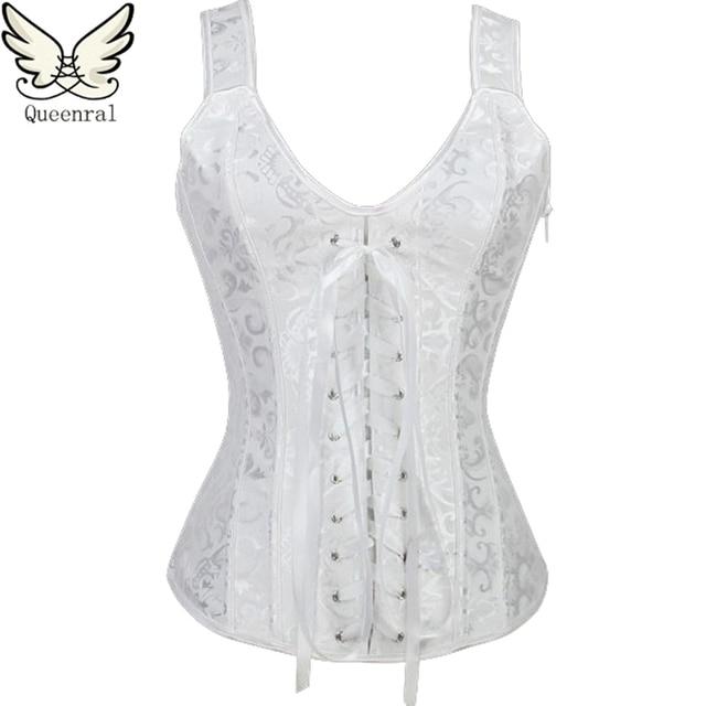 gothic  corset waist trainer corsets steampunk corset gothic clothing waist trainer Party Corset Bustier waist cincher