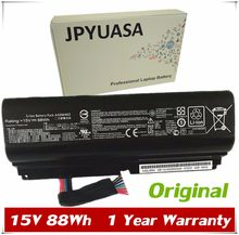 JPYUASA 15V 88Wh Original A42N1403 Laptop Battery For ASUS ROG G751JY G751JM G751JT GFX71JY GFX71JT Notebook A42LM93 4ICR19/66-2(China)