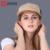 2017 Novas Mulheres Da Moda Boné de Beisebol do Chapéu Chapéus de Sol Ao Ar Livre Sem Fio Bluetooth Celular de Música Dos Homens Tampas Unisex Chapéus