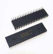 PIC18F4550 I/P PIC18F4550 18F4550 ميكروكنترولر USB DIP40 IC الموافقة المسبقة عن علم MCU فلاش 16KX16 جديد
