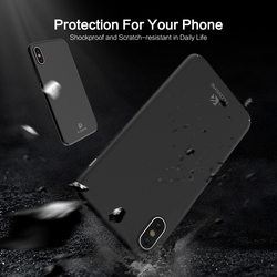 FLOVEME For iPhone 6 Case iPhone 6s Plus Case Extreme Touch Soft Matte Hard PC Cases For iPhone X 6 6s 7 8 Plus Slim Cover Capa 5