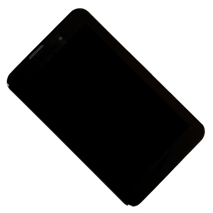 display assembly with touchscreen and frame mountings for Asus for MeMO Pad 7 ME170C (with used), black
