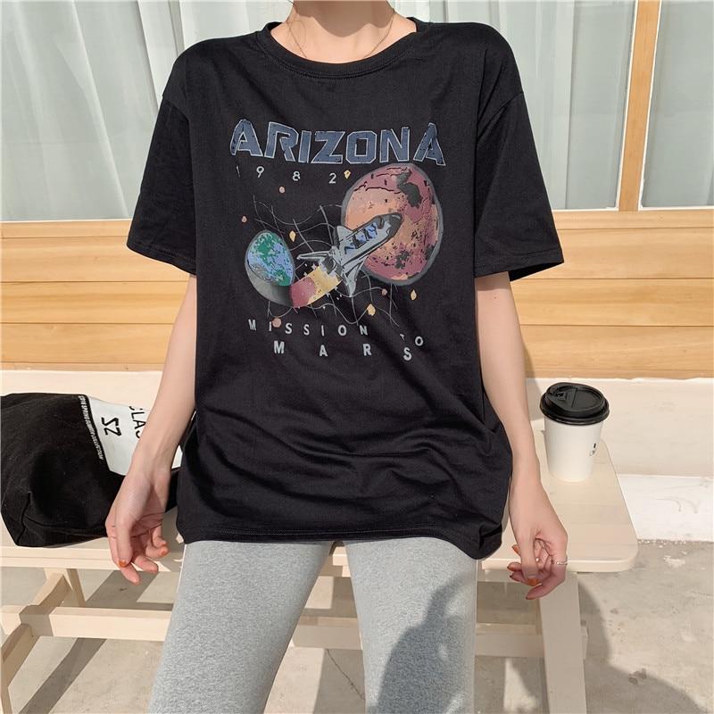 Print Harajuku Printed T Shirts Befree