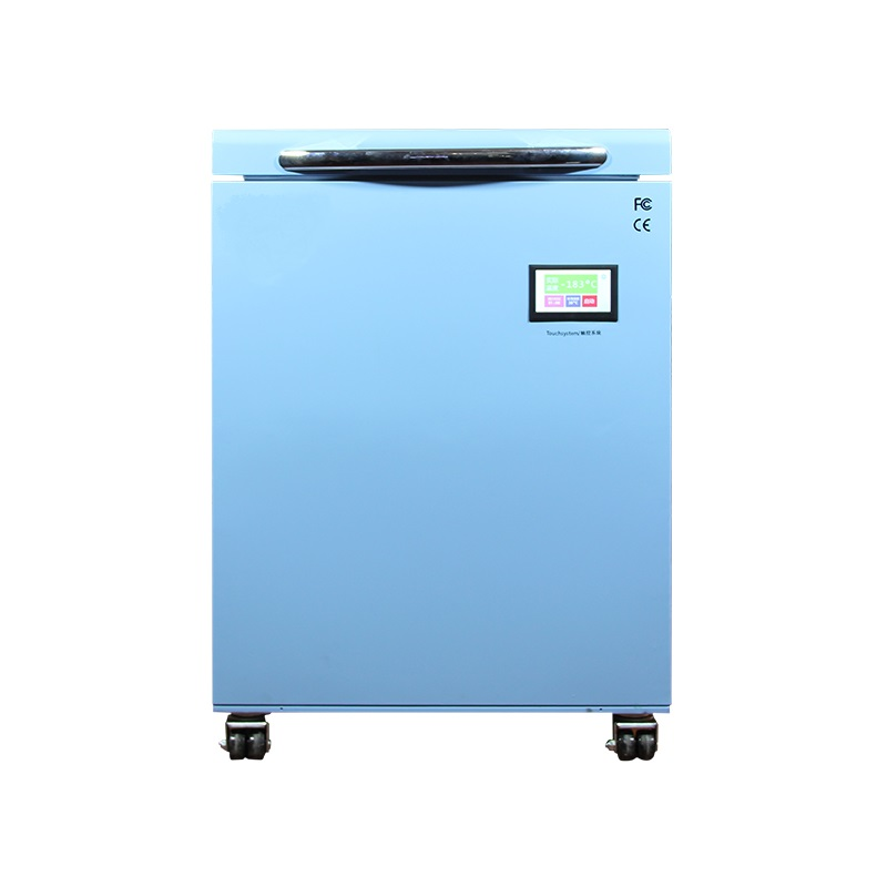1000W touch screen LCD freeze separator machine LY FS11 control minus 150 degree for optional 14 inches