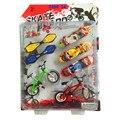 Bmx fingerboard skateboard toys Alloy Bike 2 + 3 + Skateboard Skate 2
